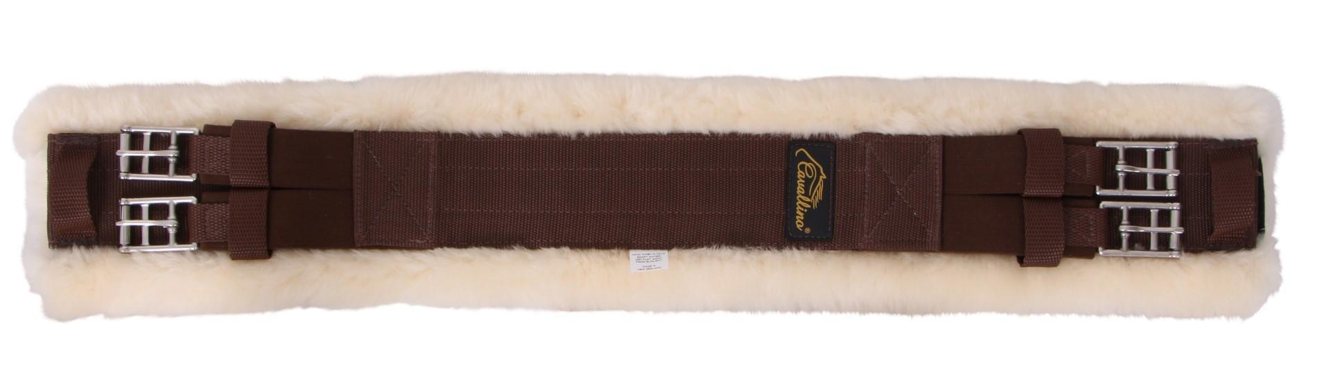 Comfi Tech Lambswool Dressage Girth Horsewyse Saddlery